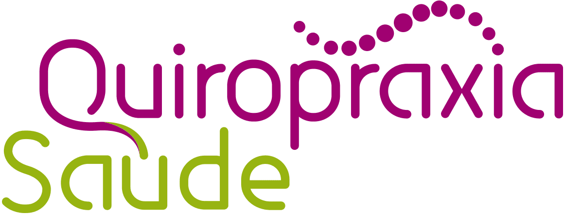 Logo da quiropraxia saúde